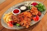 요쿠루트 양념 치킨